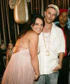 Britney Spears chez Kevin Federline